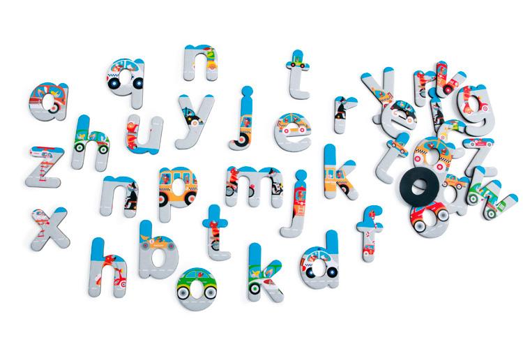 Scratch Обучающая игра Magnetic Город 6181065 -