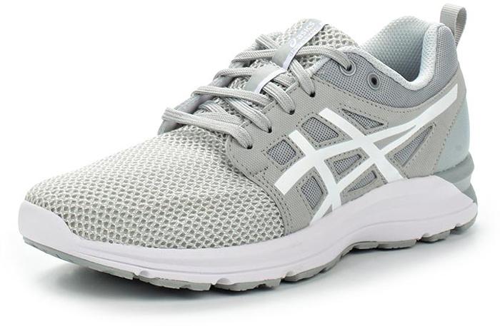 Кроссовки для бега женские Asics Gel-Torrance, цвет: серый, белый. T7J7N-9601. Размер 9H (40)T7J7N-9601Универсальность и современный дизайн.