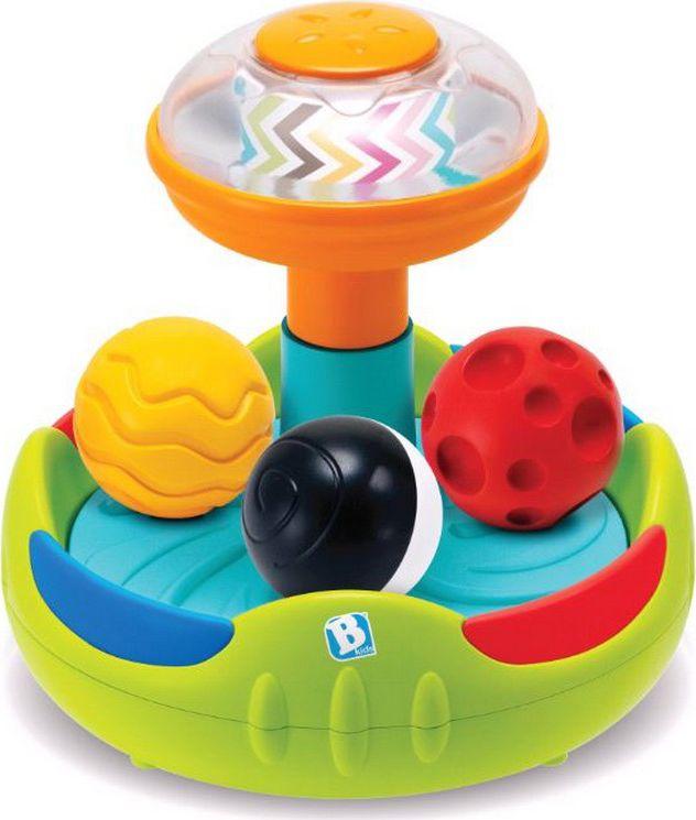 Bkids Юла Sensory с шариками игрушка юла с шариками bkids