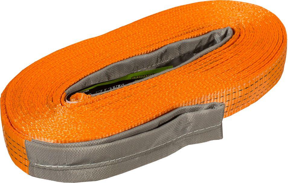 Удлинитель лебедочного троса KennyМастер, цвет: оранжевый, 10 т, 10 мKM-UPP1010Удлинительные тросы KENNYМАСТЕР идеально подходят для увеличения длины троса лебедки, когда его длины недостаточно для удобного зацепления. Удлинительные тросы KENNYМАСТЕР изготовлены в России. Трос изготовлен из полиэстерной ленты. Прочный на разрыв, имеет 2 петли, огон усилен протекторным полотном, защищен от истирания.Длина: 10 м;Ширина ленты: 75 мм;Материал ленты: полиэстер;Исполнение: Петля/петляГарантия: 1 год.