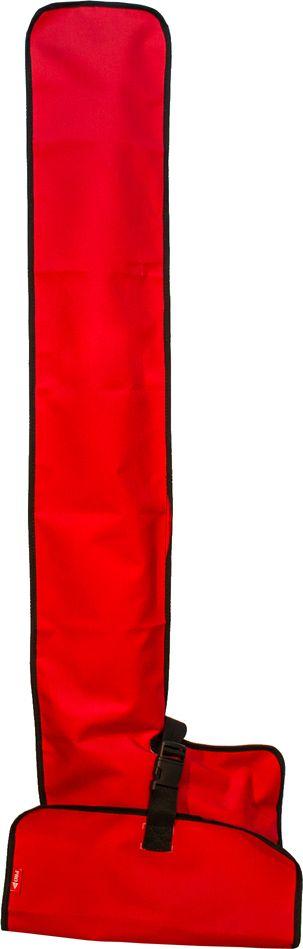 Чехол для домкрата PRO-4x4, реечного, цвет: красный, 120 смPRO-CVJ-000120Недежный и удобный чехол для домкрата от компании PRO-4x4 защитит Ваш реечный домкрат от пыли и грязи. Его механизм будет всегда в чистоте и надежен как новый. И в тоже время наш чехол для домкрата позволит перевозить реечный домкрат в багажнике или салоне автомобиля после его использования в грязи, глине или снегу. Очень часто бывает, что домкрат приходится ставить в грязные колеи, а чистой воды чтобы его после этого отмыть рядом нет. Наш недорогой чехол для реечного домкрата 120см прост в использовании, но выгодно отличается от конкурентов наличием застегивающейся пряжки, ярким окрасом и точно подогнанной длиной.
