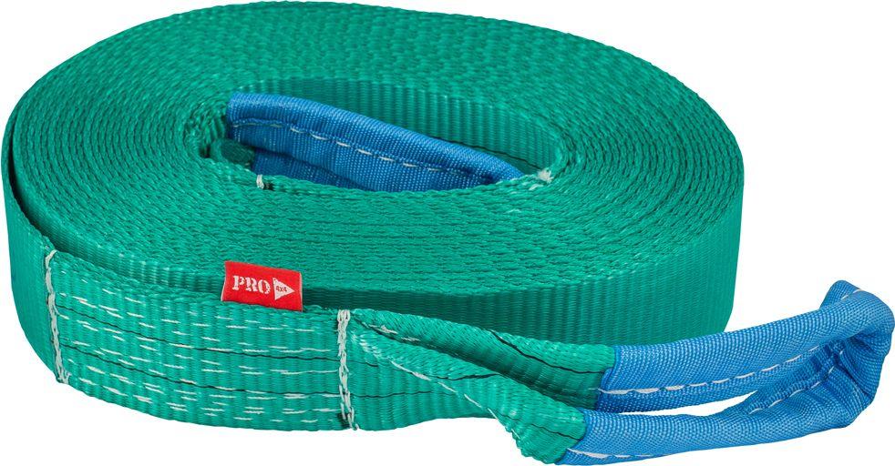 Удлинитель лебедочного троса PRO-4x4, цвет: светло-зеленый, 6 т, 15 мPRO-EXT-000615Очень прочный удлинитель для лебедочного троса PRO-4x4 поможет Вам, если не хватает длины штатного троса или динамической стропы.Сворачивается в небольшую бухту, не путается, легок в эксплуатации и удобен в хранении.