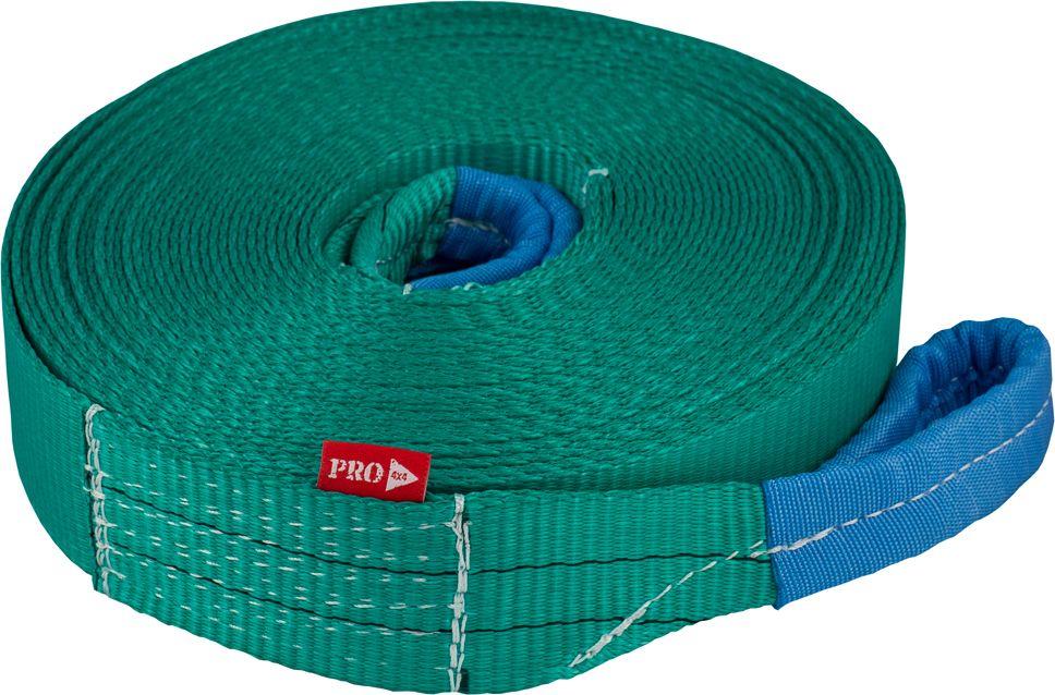 Удлинитель лебедочного троса PRO-4x4, цвет: светло-зеленый, 6 т, 20 мPRO-EXT-000620Очень прочный удлинитель для лебедочного троса PRO-4x4 поможет Вам, если не хватает длины штатного троса или динамической стропы.Сворачивается в небольшую бухту, не путается, легок в эксплуатации и удобен в хранении.