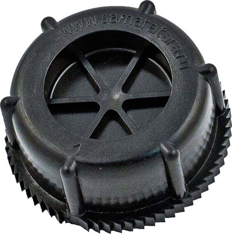 Крышка для канистр Экстрим Плюс, запасная, цвет: черный. XCPPXCPPПросто запасная крышка для канистр Экстрим ПЛЮС.Такие вещи иногда имеют свойство ломаться или теряться.