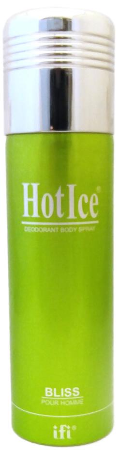 Hot Ice Дезодорант Bliss M Deo Spr, 200 мл
