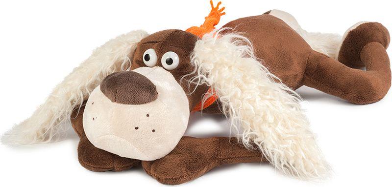 Maxitoys Luxury Мягкая игрушка Пес Матвей 48 см мягкая озвученная игрушка пес шарик 34 см