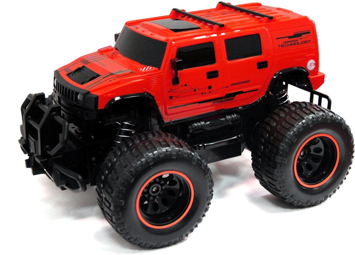 5bites Машинка на радиоуправлении Bazooka цвет красный RCC-BZ04RD