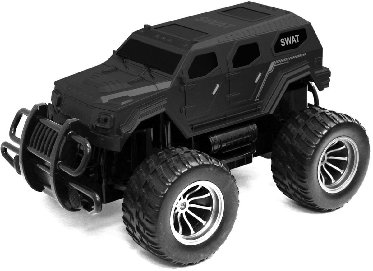 5bites Машинка на радиоуправлении Bazooka цвет черный
