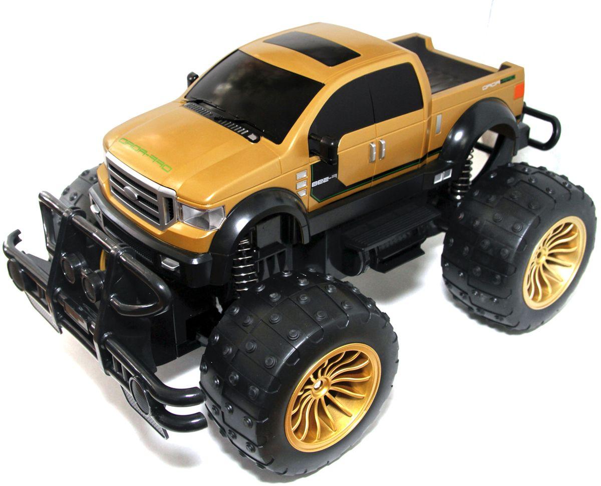 5bites Машинка на радиоуправлении Bazooka цвет золотой