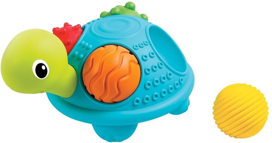 Bkids Развивающая игрушка Sensory Черепашка игрушка юла с шариками bkids