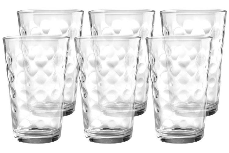 Набор стаканов Style Setter Провинс, 420 мл, 6 шт2007010UНабор Style Setter Провинс состоит из шести стаканов, выполненных из высококачественного стекла.Стаканы предназначены для подачи воды, сока и других напитков. Они излучают приятный блеск.Такой набор прекрасно оформит праздничный стол и создаст приятную атмосферу.