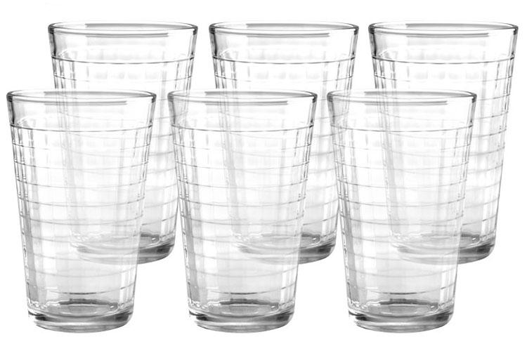 Набор стаканов Style Setter Хобокен, 420 мл, 6 шт2007012UНабор Style Setter Хобокен состоит из шести стаканов, выполненных из высококачественного стекла.Стаканы предназначены для подачи воды, сока и других напитков. Они излучают приятный блеск.Такой набор прекрасно оформит праздничный стол и создаст приятную атмосферу.