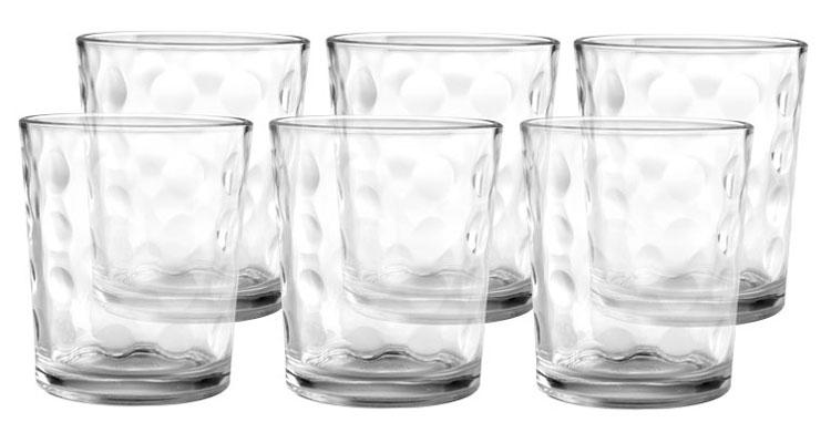 Набор стаканов Style Setter Провинс, 385 мл, 6 шт2007014UНабор Style Setter Провинс состоит из шести стаканов, выполненных из высококачественного стекла.Стаканы предназначены для подачи воды, сока и других напитков. Они излучают приятный блеск.Такой набор прекрасно оформит праздничный стол и создаст приятную атмосферу.