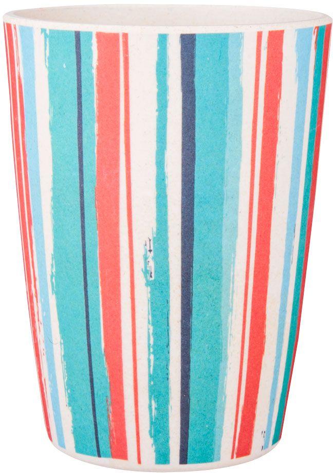 Стакан EcoWoo Мексикан стрипс, 300 млgb-300-1При производстве бамбуковой посуды используется природный бамбук. На первом этапе осуществляется измельчение бамбука до порошкообразного состояния. Далее используются натуральные пищевые красители. На конечной стадии производства сырье помещается в специальные пресс-формы и выпекается до состояния готового изделия. Готовая продукция отличается высокой прочностью, долговечностью в использовании и универсальностью. 100% экологически чистый продукт не содержит пластик, меламин и химические соединения. Оригинальная посуда станет настоящим украшением праздничного стола и подчеркнет ваш изысканный вкус.