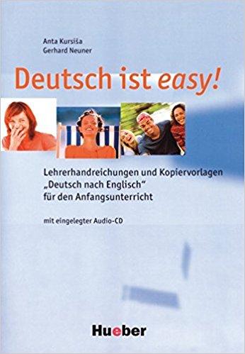 Deutsch ist easy ! Buch +D