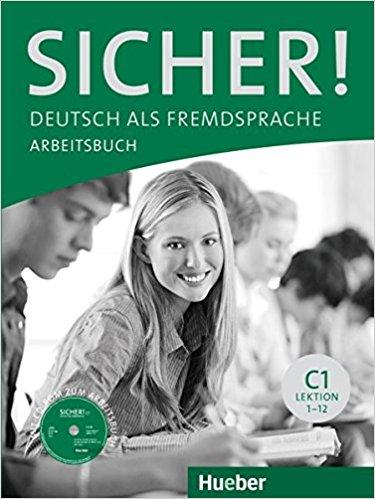 Sicher! C1, Arbeitsbuch + CD zum Arbeitsbuch arbeitsbuch lektion 1 7 m audio cd