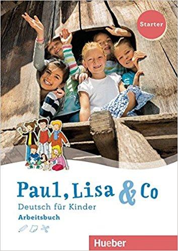 Paul, Lisa & Co: Arbeitsbuch: Starter часы наручные la mer collections часы la mer collections crystal del mar mocha berlin