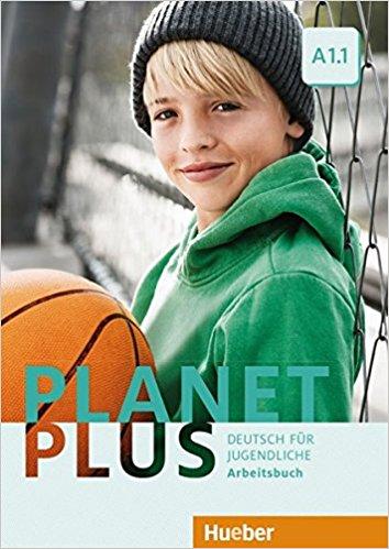 Planet Plus 1.1 Arbeitsbuch grammatik