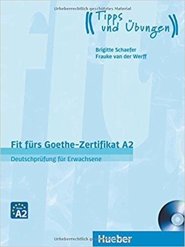 Fit furs Goethe-Zertifikat A2 Lehrbuch mit CD games [a1 a2] die welte der tiere