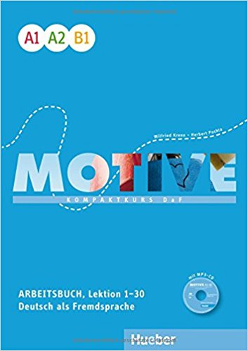 Motive: Niveau A1-B1: Kompaktkurs DaF: Arbeitsbuch: Lektion 1–30 (+ MP3-CD) ботинки der spur der spur de034amwiz42