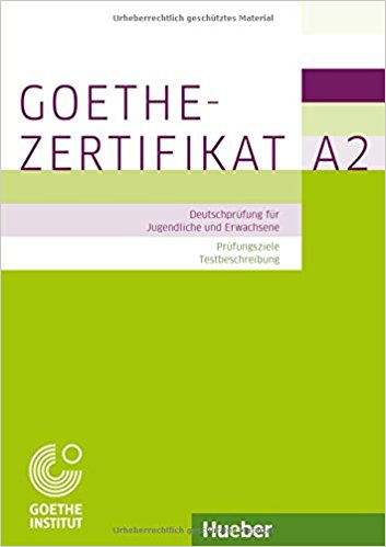 Goethe-Zertifikat A2...