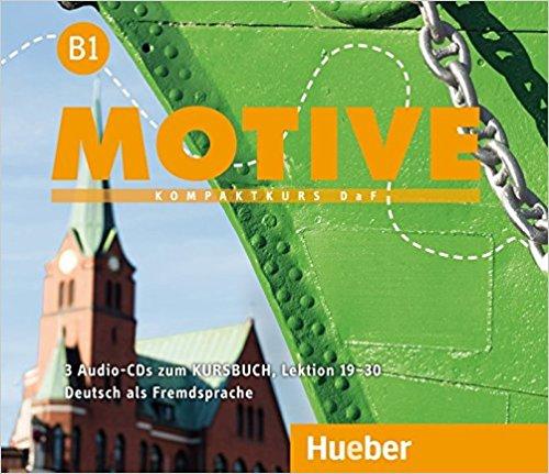 цена на Motive B1 CDs zum Kursbuch,  Lektion 19–30