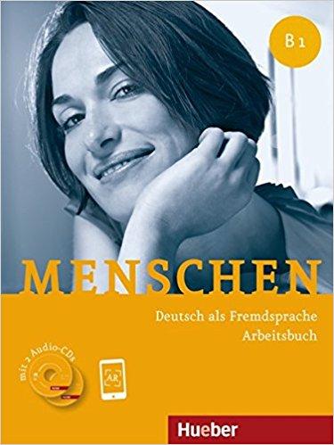 Menschen B1: Deutsch als Fremdsprache: Arbeitsbuch (+ 2 CD) menschen a2 testtrainer mit cd