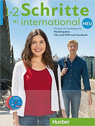 Schritte international Neu 1+2 Medienpaket magnet neu a2 kursbuch audio cd