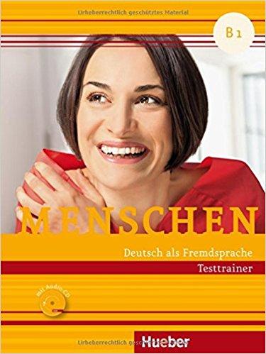 Menschen B1: Deutsch als Fremdsprache: Fremdsprache (+ СD) deutsch uben b1 horen