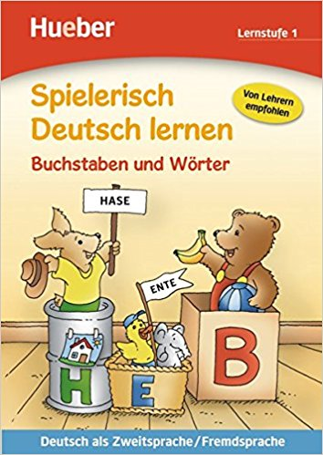 Spielerisch Deutsch Lernen, Buchstaben und Worter: Lernstufe 1