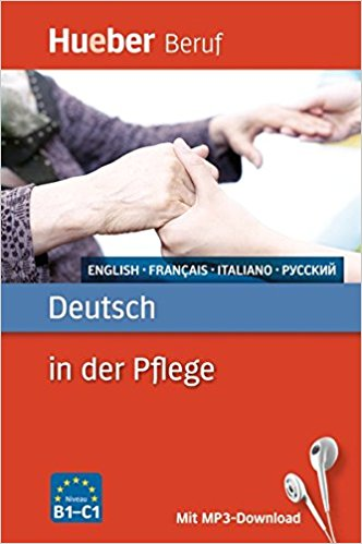 Deutsch in der Pflege Buch mit MP3-Download
