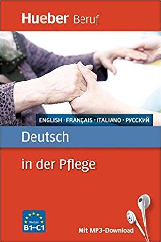 Deutsch in der Pflege Buch mit MP3-Download deutsch mit emil