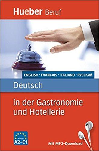 Deutsch in der Gastronomie und Hotellerie Buch mit MP3-Download deutsch mit emil