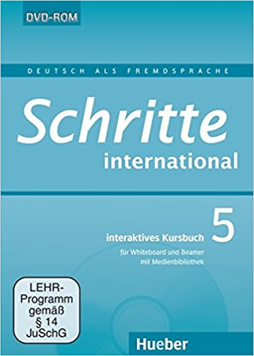 Schritte international 5, Interaktives Kursbuch, DVD-ROM энциклопедия таэквон до 5 dvd