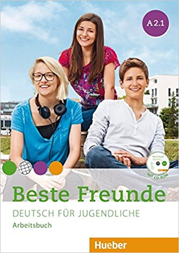 Beste Freunde A2 Paket Arbeitsbuch A2.1 und A2.2 (+ 2 CD-ROMs) beste freunde a2 paket arbeitsbuch a2 1 und a2 2 2 cd roms