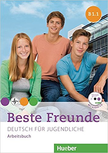 Beste Freunde: B1: Paket Arbeitsbuch B1/1 und B1/2 mit Audio CD beste freunde a2 paket arbeitsbuch a2 1 und a2 2 2 cd roms