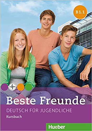 Beste Freunde В1.1: Deutsch fur Jugendliche: Kursbuch пороги боковые подножки bmw oe style для hyundai creta