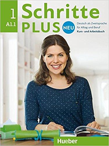 Schritte plus neu 1 (Kursbuch + Arbeitsbuch A1.1 + CD zum Arbeitsbuch) sicher niveau b2 1 deutsch als fremdsprache kursbuch und arbeitsbuch lektion 1 6 cd
