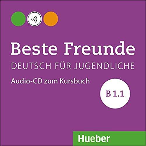 Beste Freunde B1/1, CD zum Kursbuch das beste von hansi