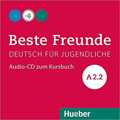 Beste Freunde: A2.2 (Audio-CD zum Kursbuch) starten wir a1 kursbuch