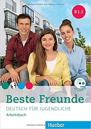 цена на Beste Freunde B1/2 Arbeitsbuch mit CD