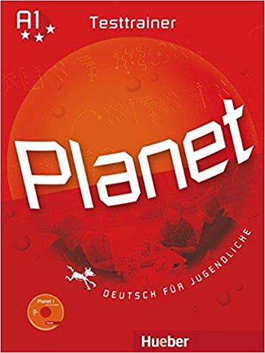 Planet 1, Testtrainer+CD team up starter 1 test resource audio cd test maker cd rom