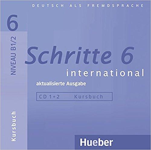 Schritte international 6 CD zum Kursbuch schritte international 3 kursbuch arbeitsbuch cd rom