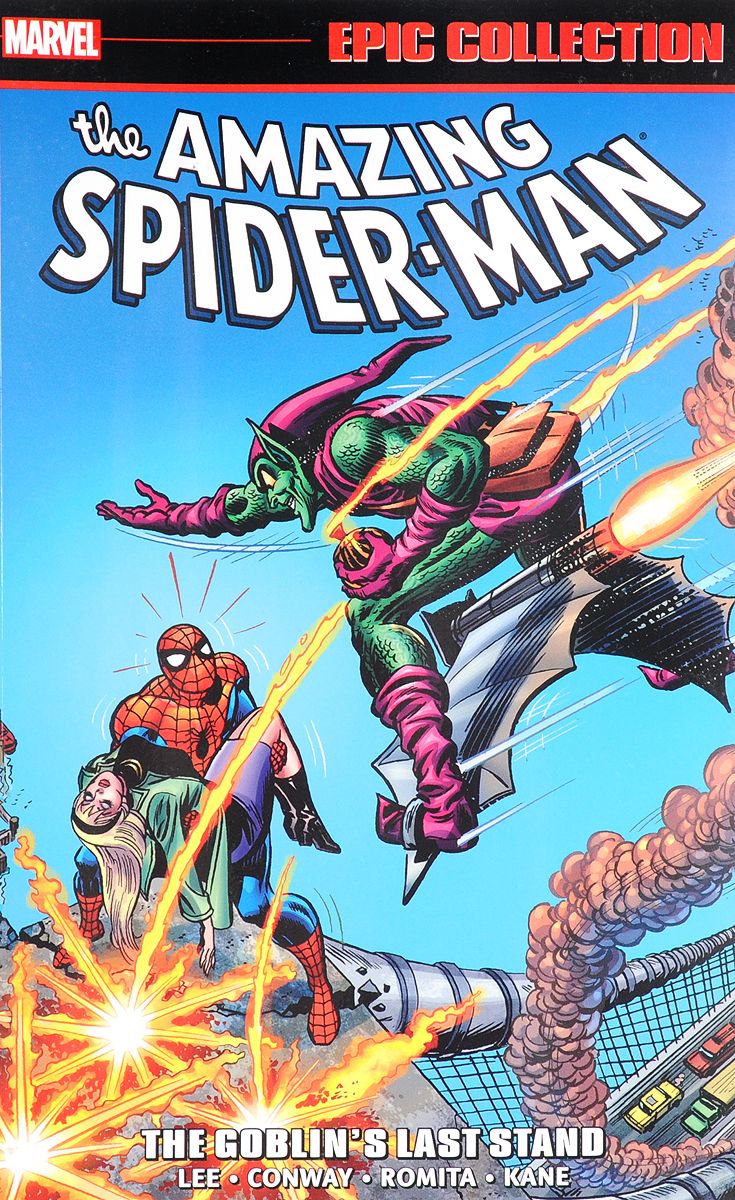 Amazing Spider-Man Vol. 3: The Goblin's Last Stand the superior foes of spider man vol 3