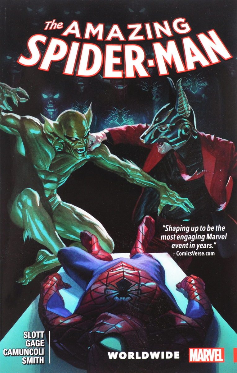 Amazing Spider-Man Vol. 5: Worldwide spider man 2099 classic volume 3 the fall of the hammer