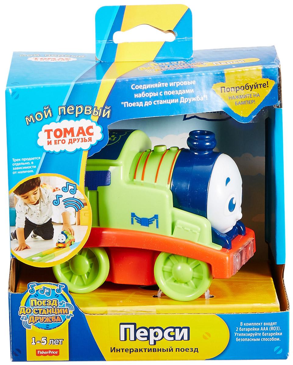 Thomas& FriendsПаровозик Мой первый Томас Перси