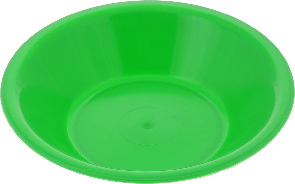 Тарелка глубокая Gotoff, цвет: зеленый, диаметр 18,5 смWTC-802_зеленыйГлубокая тарелка Gotoff изготовлена из цветного пищевого пластика и предназначена для холодной и горячей пищи. Выдерживает температурный режим в пределах от - 25 до + 110°C. Посуду из полипропилена можно использовать в микроволновой печи, но необходимо, чтобы нагрев не превышал максимально допустимую температуру. Удобная, легкая и практичная посуда для пикника и дачи поможет сервировать стол без хлопот!Диаметр тарелки (по верхнему краю): 18,5 см.Высота тарелки: 3,9 см.