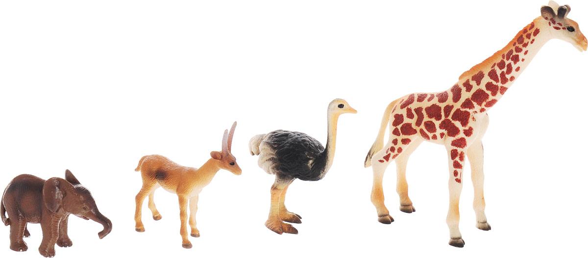 Zakazat.ru: National Geographic Набор фигурок Африканские животные