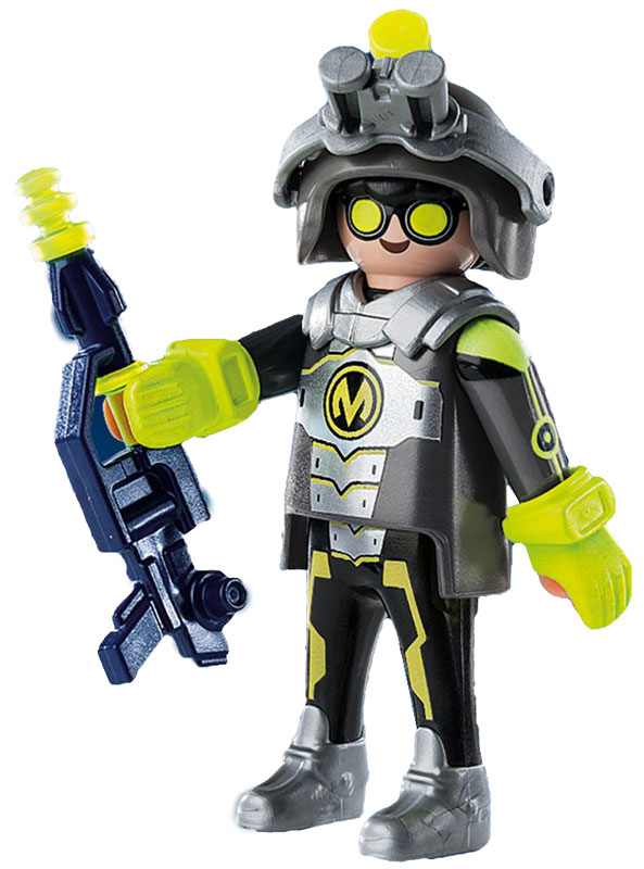 Playmobil Игровой набор Мега главный шпион playmobil® playmobil 5289 секретный агент мега робот с бластером