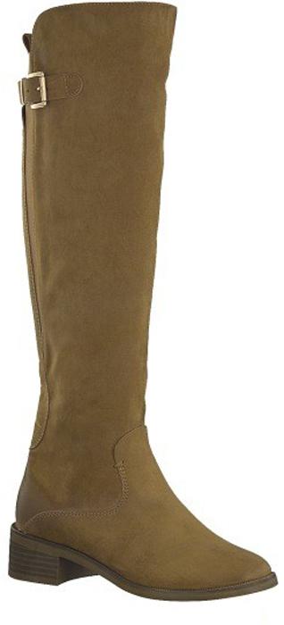 Сапоги женские S.Oliver, цвет: коричневый. 5-5-25516-29-305/220. Размер 36